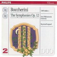 New Philharmonia Orchestra, Raymond Leppard – Boccherini: The 6 Symphonies, Op.12 [2 CDs]