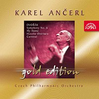 Česká filharmonie, Karel Ančerl – Ančerl Gold Edition 19. Dvořák: Symfonie č. 6 D dur, Můj domov, Husitská, Karneval