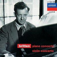 Mark Lubotsky, Sviatoslav Richter, English Chamber Orchestra, Benjamin Britten – Britten: Piano Concerto; Violin Concerto