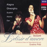 Roberto Alagna, Angela Gheorghiu, Choeur de l'Opera National de Lyon – Donizetti: L'Elisir d'Amore