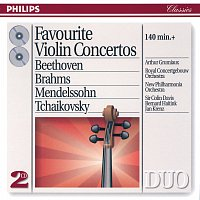 Arthur Grumiaux, Royal Concertgebouw Orchestra, New Philharmonia Orchestra – Favourite Violin Concertos