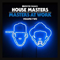 Přední strana obalu CD Defected Presents House Masters - Masters At Work Volume Two