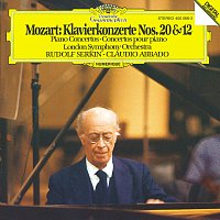 Rudolf Serkin, London Symphony Orchestra, Claudio Abbado – Mozart: Piano Concertos Nos.12 & 20