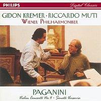 Gidon Kremer, Wiener Philharmoniker, Riccardo Muti – Paganini: Violin Concerto No.4/Suonata Varsavia