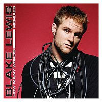 Blake Lewis – How Many Words Remixes
