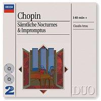 Claudio Arrau – Chopin: The Complete Nocturnes/The Complete Impromptus