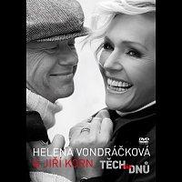 Helena Vondráčková, Jiří Korn – Těch pár dnů DVD