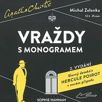Michal Zelenka – Vraždy s monogramem (MP3-CD)
