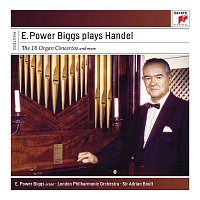 E. Power Biggs, Georg Friedrich Händel – E. Power Biggs Plays Handel - The 16 Concertos and More