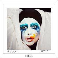 Přední strana obalu CD Applause [Remixes]