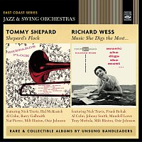 Tommy Shepard, Richard Wess – Tommy Shepard: Shepard's Flock. Richard Wess: Music She Digs the Most