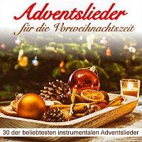 Přední strana obalu CD Adventslieder für die Vorweihnachtszeit, 30 der beliebtesten instrumentalen Adventslieder