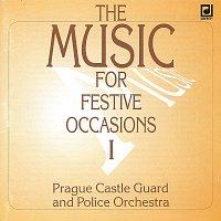 Hudba hradní stráže a Policie České republiky – Hudba ke slavnostním příležitostem