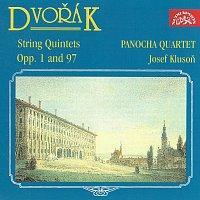 Josef Klusoň, Panochovo kvarteto – Dvořák: Smyčcové kvintety č. 1, op.1 a č. 3, op. 97