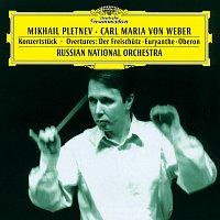 Weber: Konzertstuck; Overtures: Der Freischutz · Euryanthe · Oberon