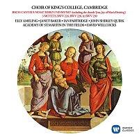 """Choir of King's College, Cambridge – Bach: Cantata, BWV 147 """"Herz und Mund und Tat und Leben"""", Motets, BWV 226, 228 & 230"""
