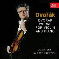 Josef Suk, Alfréd Holeček – Dvořák: Skladby pro housle a klavír MP3