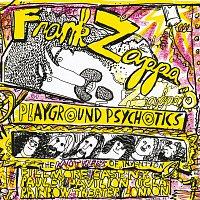 Přední strana obalu CD Playground Psychotics