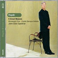 The Monteverdi Choir, English Baroque Soloists, John Eliot Gardiner – Haydn: 6 Great Masses [3 CDs]