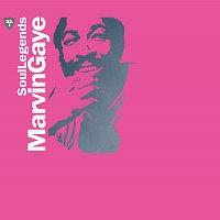 Přední strana obalu CD Soul Legends - Marvin Gaye