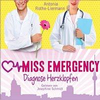 Přední strana obalu CD Antonia Rothe-Liermann: Miss Emergency - Diagnose Herzklopfen