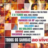 Různí interpreti – Todos Os Sambas Ao Vivo