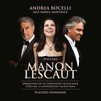 Andrea Bocelli, Ana María Martínez, Javier Arrey, Placido Domingo – Puccini: Manon Lescaut