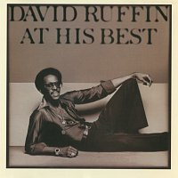 Přední strana obalu CD David Ruffin ...At His Best