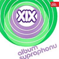 Přední strana obalu CD XIX. Album Supraphonu