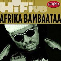 Afrika Bambaataa – Rhino Hi-Five: Afrika Bambaataa