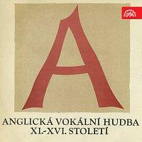 Pražští madrigalisté, Miroslav Venhoda – Anglická vokální hudba 11.-16.století