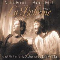 Andrea Bocelli, Barbara Frittoli, Israel Philharmonic Orchestra, Zubin Mehta – Puccini: La Boheme [2 CDs]