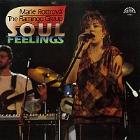Přední strana obalu CD Soul Feelings