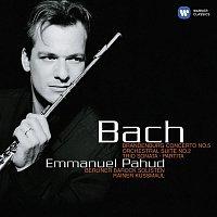 Emmanuel Pahud, Berliner Barock Solisten, Rainer Kussmaul – Bach: Brandenburg Concerto No. 5 - Orchestral Suite No. 2 - Trio Sonata - Partita.