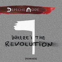 Depeche Mode – Where's the Revolution (Remixes)