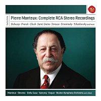 Pierre Monteux, Igor Stravinsky, Boston Symphony Orchestra, Bernard Zighera – Pierre Monteux - The Complete RCA Stereo Recordings – CD