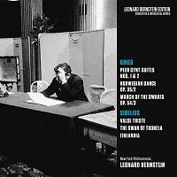 Leonard Bernstein, Edvard Grieg, New York Philharmonic Orchestra – Bernstein Conducts Works by Grieg and Sibelius