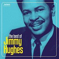 Přední strana obalu CD The Best Of Jimmy Hughes