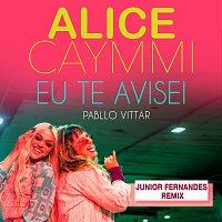 Alice Caymmi, Pabllo Vittar, Junior Fernandes – Eu Te Avisei [Junior Fernandes Remix]