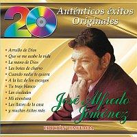 José Alfredo Jiménez – 20 Auténticos Éxitos Originales - José Alfredo Jiménez, Vol. 2