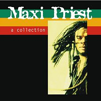 Přední strana obalu CD Maxi Priest - A Collection