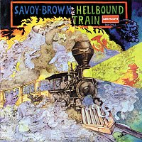 Přední strana obalu CD Hellbound Train