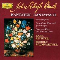 Festival Strings Lucerne, Munchener Bach-Orchester, Rudolf Baumgartner – Bach: Cantatas II