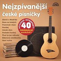 Různí interpreti – Nejzpívanější české písničky