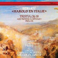 Sir Colin Davis, Nobuko Imai, London Symphony Orchestra – Berlioz: Harold In Italy; Tristia; Les Troyens a Carthage - Prelude