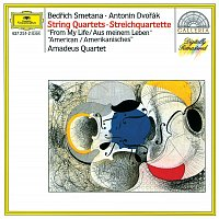 "Amadeus Quartet – Smetana: String Quartett No.1 ""From My Life"" / Dvorák: String Quartett No.12 ""American"""