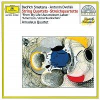 """Amadeus Quartet – Smetana: String Quartett No.1 """"From My Life"""" / Dvorák: String Quartett No.12 """"American"""""""