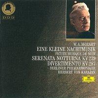 Thomas Brandis, Emil Maas, Neithart Resa, Rainer Zepperitz, Herbert von Karajan – Mozart: Eine Kleine Nachtmusik
