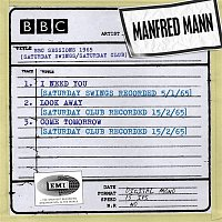 Manfred Mann – BBC Sessions (Saturday Swings/Saturday Club Recorded 1965)