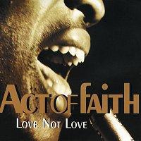 Přední strana obalu CD Love Not Love